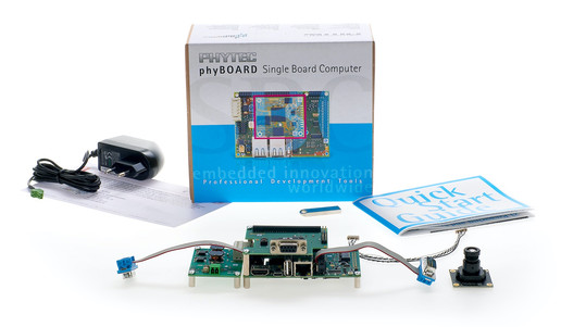 phyBOARD-Mira Embedded Imaging Kit