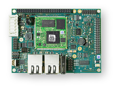 phyBOARD-Segin i.MX 6UL