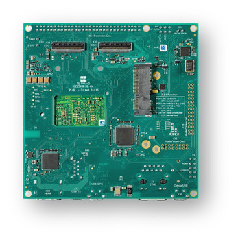 phyBOARD-Polaris i.MX 8M Back