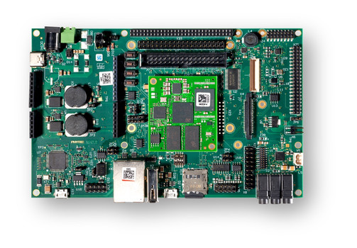 phyBOARD-Sargas STM32MP1